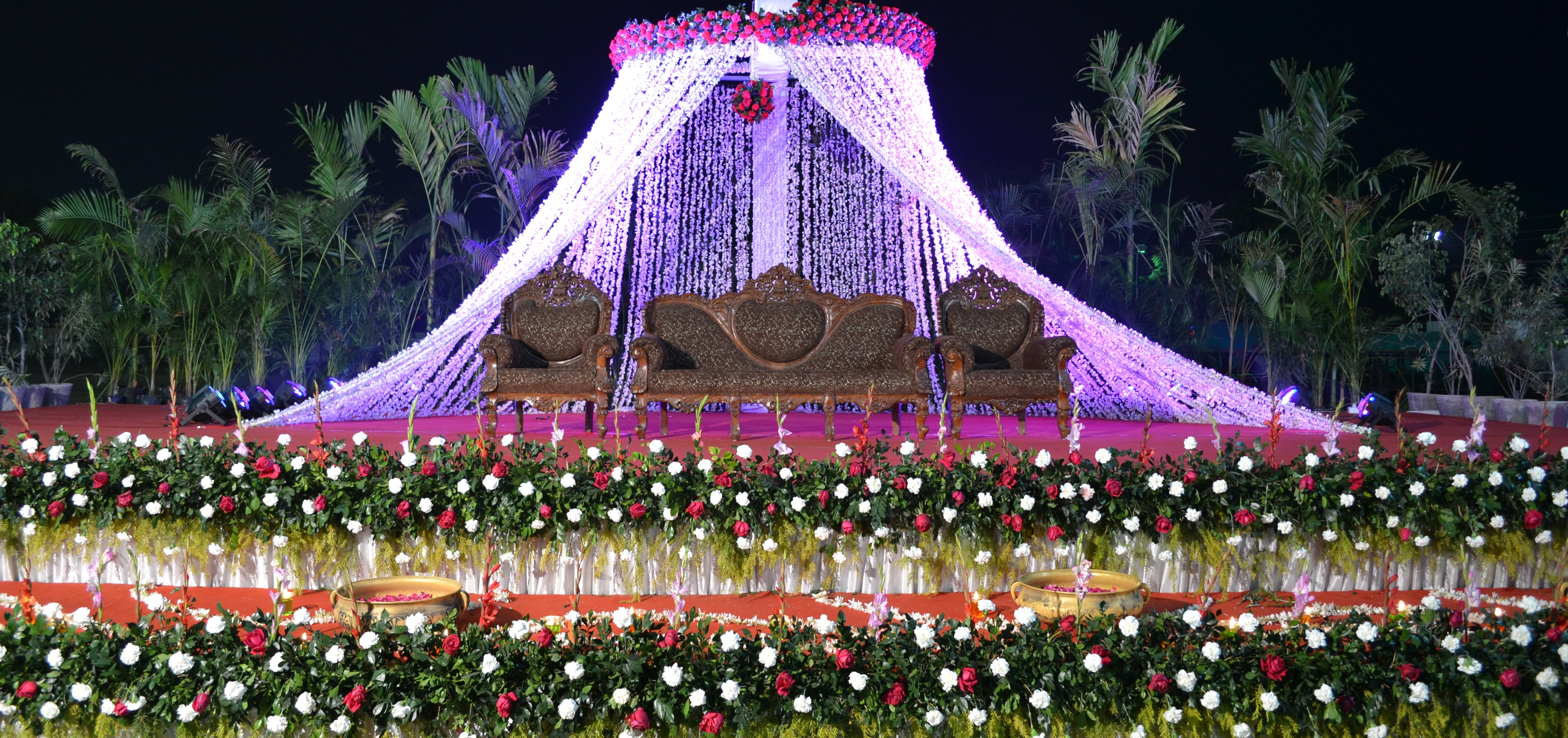 Reception Event Management Ahmedabad