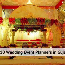 Top 10 Wedding Event Planners in Gujarat
