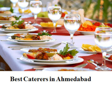 Top 5 Caterers in Ahmedabad